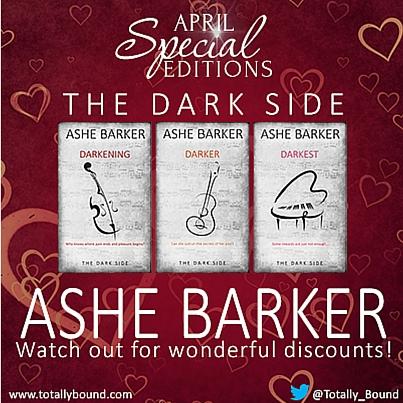 Ashe Barker Trilogy - Darker