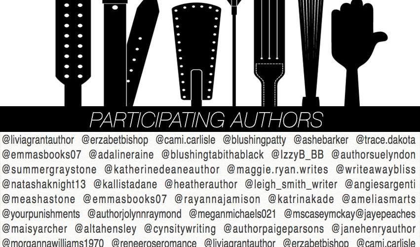 Instaspank Participating Authors