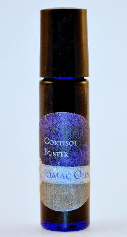 Cortisol Buster Essential Oil Blend 10 ml roller bottle