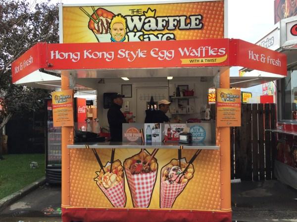 Waffle King.