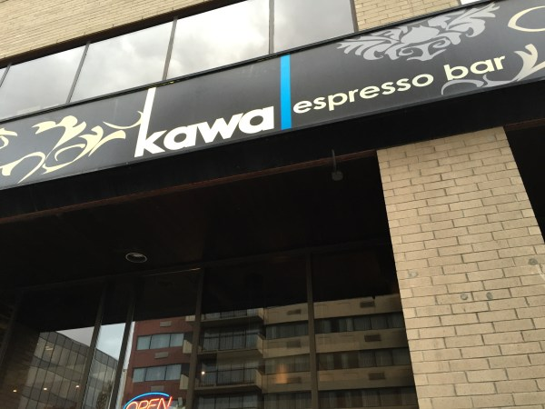 Kawa Espresso Bar.