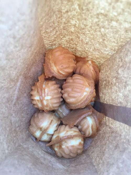 Hodo gwaja - Korean walnut balls.