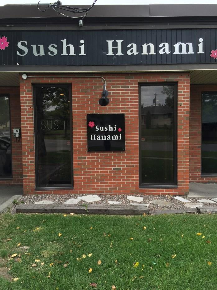 Sushi Hanami.