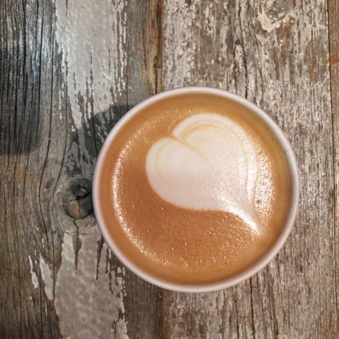 Soy latte :)