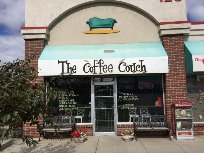 The Coffee Couch.