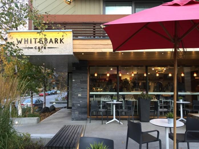 Whitebark Cafe. The hipster cafe in Banff.