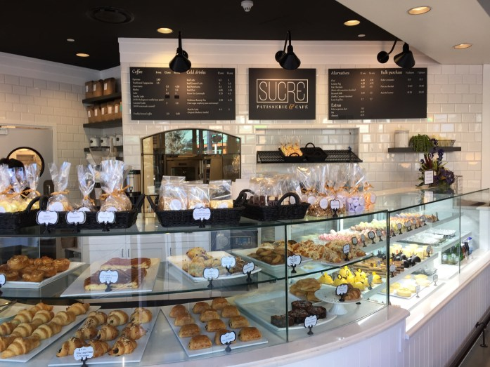 Front counter @ Sucre.