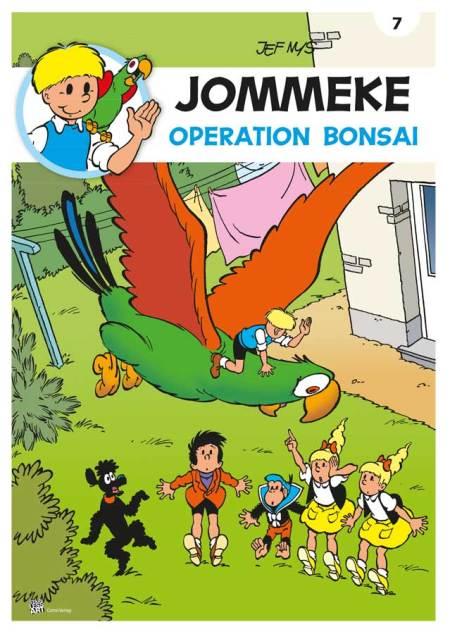 Jommeke - Operation Bonsai