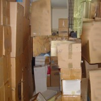 A House Full of Boxes - Where Is That Key?