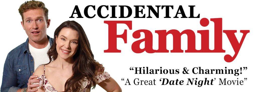 Accidental Family | Movie Premiere