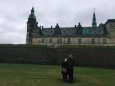 Mom & Dad at Kronberg Castle