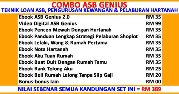 set combo asb genius