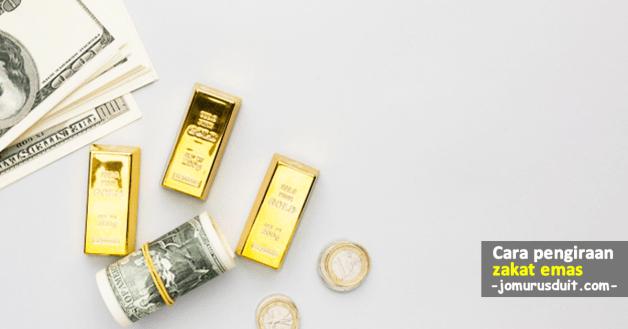 cara pengiraan zakat emas