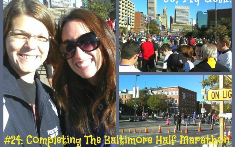 #24: Half Marathon's Completely Done
