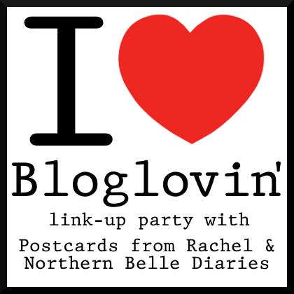 I Love Bloglovin' Link-Up