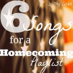 6 Songs for a Homecoming Playlist