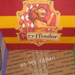 The Houses of Hogwarts Harry Potter Care Package