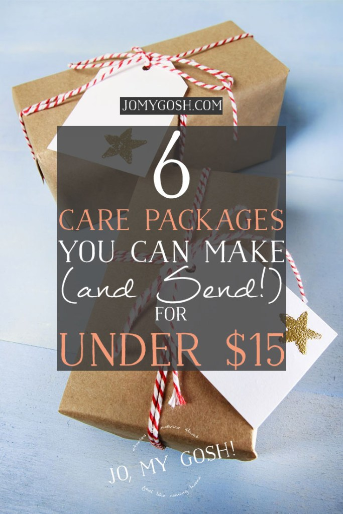 6 cute care packages that cost $15 or less to make! (1)