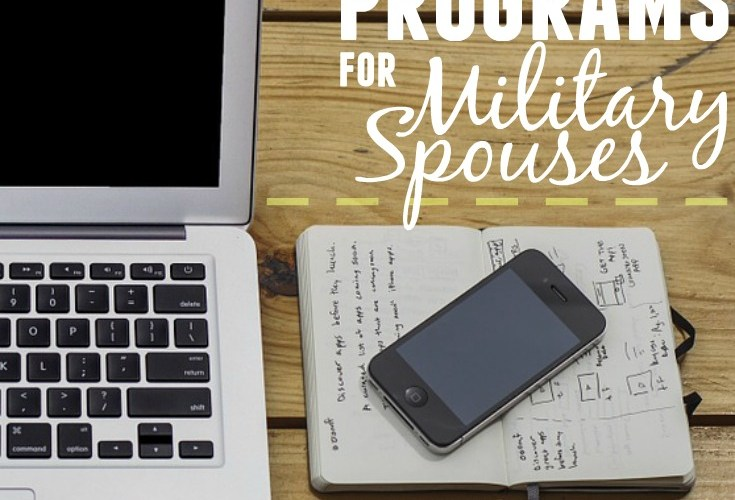 4 Free Career Programs for Military Spouses
