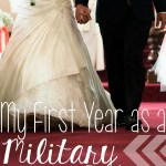 My First Year as a Military Wife