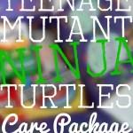 Teenage Mutant Ninja Turtles Care Package