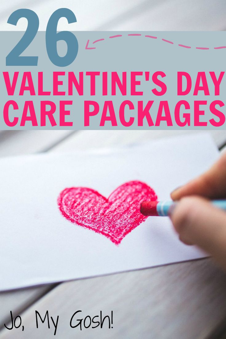 80 recipes gifts and care packages curated for valentines day inspiration great - Valentines For Students