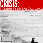Military Spouses in Crisis: 3 Things We Need to Talk About
