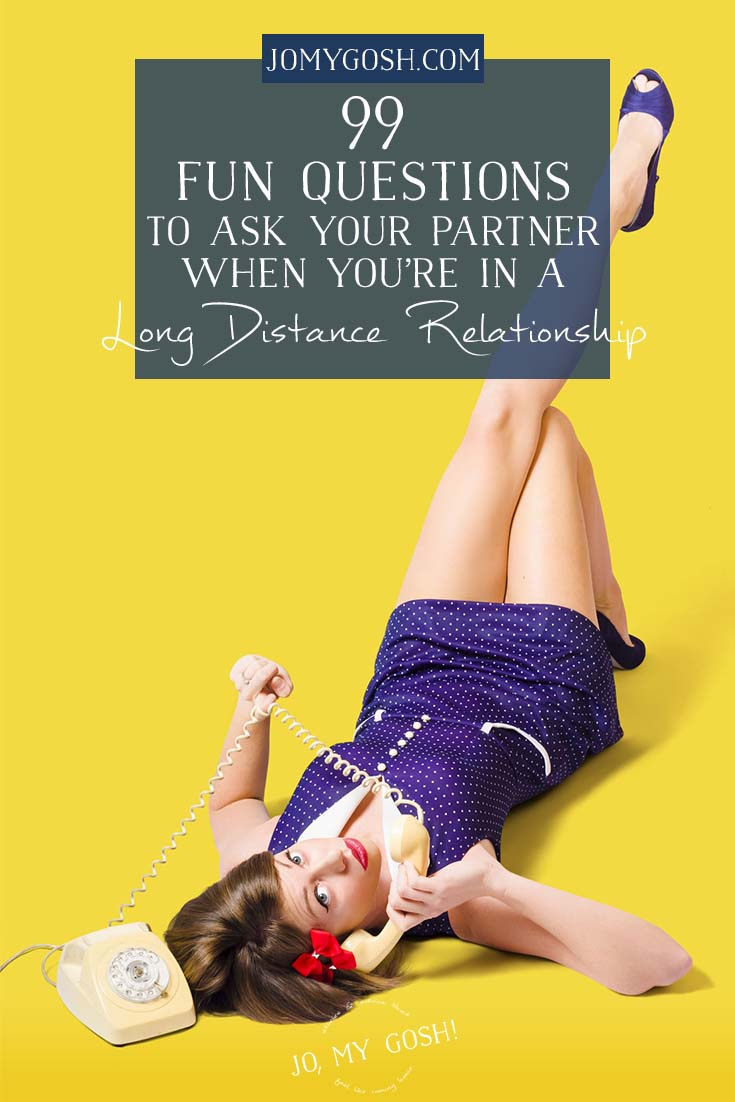 Long distance relationship questions