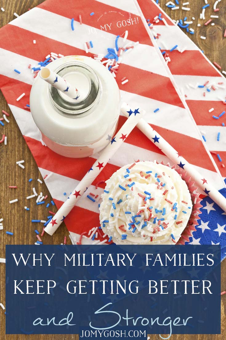 This opinion article explores why the author thinks things are looking up for military families