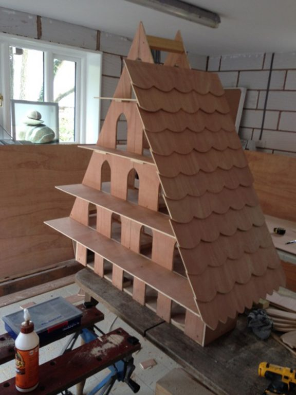 Jonadesign-Custom Fabrication Request - Dovecote.