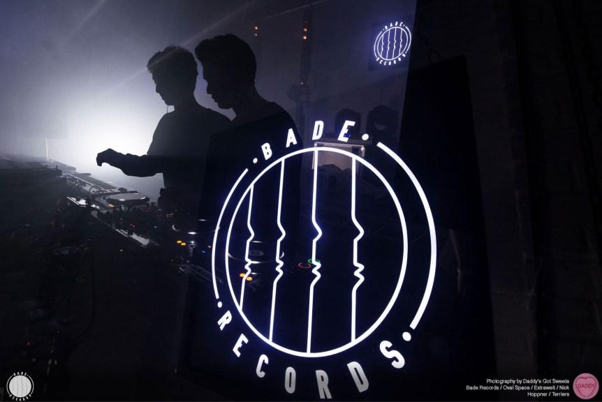 BADE Records JONA Design