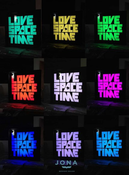 LOVE SPACE TIME