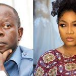 Nollywood Actress Omotola Jolade Is Adams Oshiomhole Sidechick
