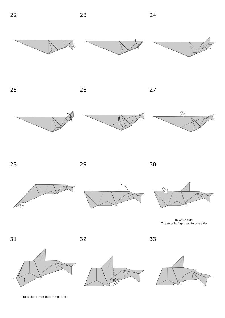 Fabulous Origami Dolphin Jo Nakashima Wiring Digital Resources Inamapmognl
