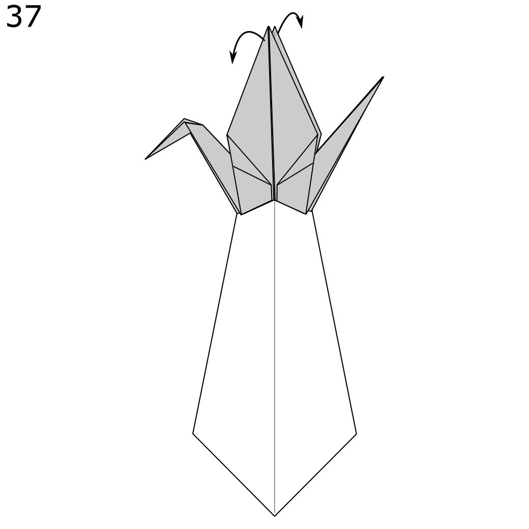Origami Crane Bookmark – Jo Nakashima