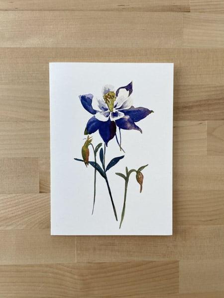 Flower Greeting Card Pack