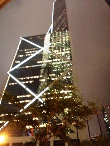 Bank of China Tower features in one Mission Impossible film.