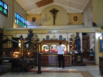 ADORATION CHAPEL of Immaculate Concepcion Cathedral and Minor Basilica of Malolos, Bulacan.