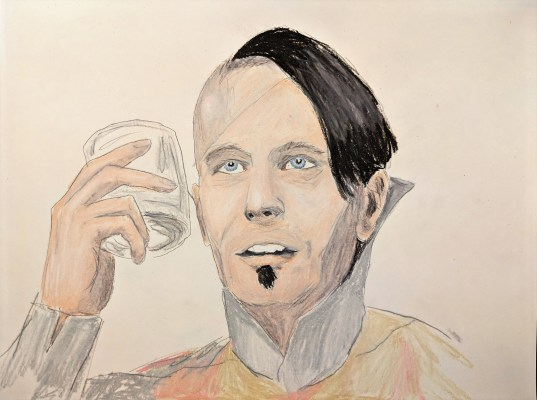 Zorg from The Fifth Element.