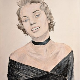 Grace Kelly Drawing