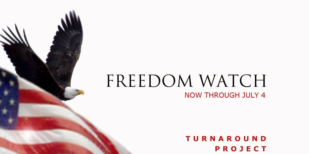 Freedom Watch—Conflict of Thrones
