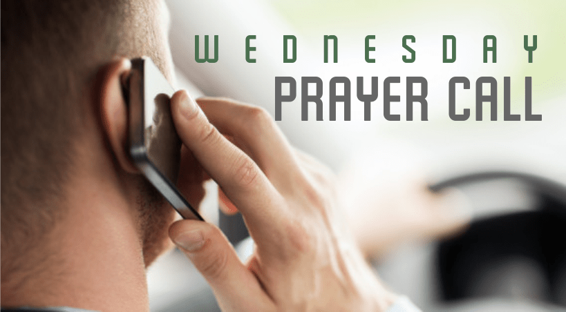 Call Tonight—Taking the Higher Ground! Five Immediate Prayer Points