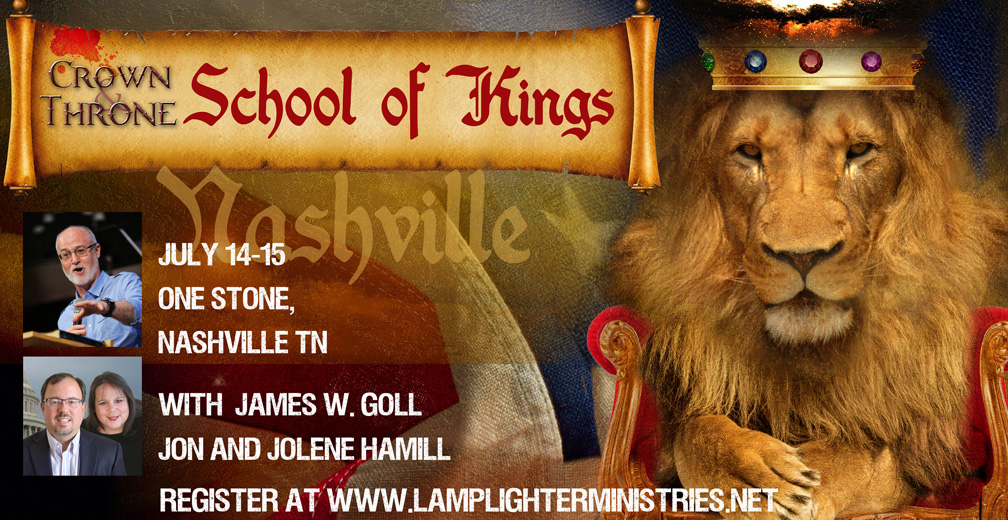 Tonight—Nashville School of Kings Begins! Live Webcast