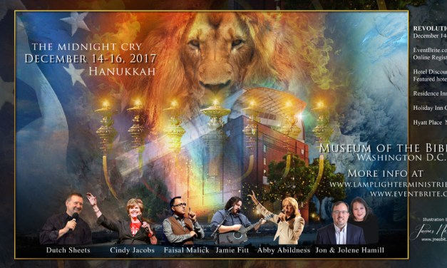 Your Guide to Revolution 2017! With Cindy Jacobs, Dutch Sheets, Faisal Malick