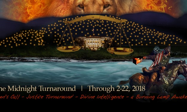 Midnight Turnaround—Prophetic Dream—Light the Lamp and Embrace Teshuvah!