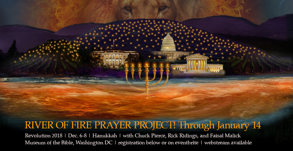 "Hanukkah Call Sunday! ""The Road to 2020 is a Revelation Road!"""