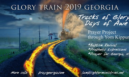 Call Tonight—Tracks of Glory, Days of Awe!