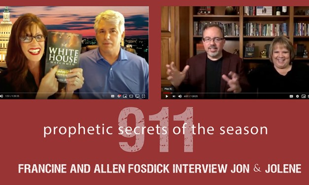 Interviewed—and Prophetic Secrets of the Season Just Flowed!