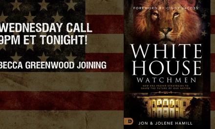 CALL TONIGHT WITH BECCA GREENWOOD!