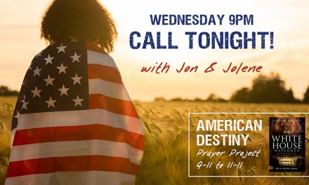 CALL TONIGHT—Abraham Accords! Plus Sheltered Through the Storm